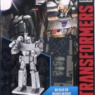 Metal Earth Transformers MEGATRON New 3D Puzzle Micro Model