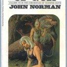 John Norman CAPTIVE OF GOR Counter-Earth 7 1st Printing Ballantine 02994