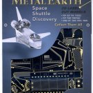 Metal Earth SPACE SHUTTLE DISCOVERY New 3D Puzzle Micro Model