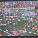 Piatnik Francois Ruyer FOOTBALL 1000 pc New Jigsaw Puzzle Soccer