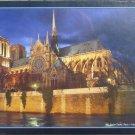 D Toys NOTRE DAME PARIS FRANCE 1000 pc New Jigsaw Puzzle