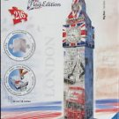 Ravensburger BIG BEN English Flag Edition New 3D Jigsaw Puzzle 216 pc
