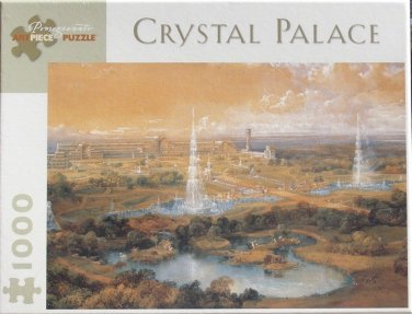 Pomegranate CRYSTAL PALACE 1000 pc New Jigsaw Puzzle James Harding