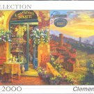 Clemontoni TRATTORIA ENOTECA BONATTI 2000 pc New Jigsaw Puzzle L'enoteca