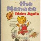 Dennis the Menace RIDES AGAIN Hank Ketcham 1960