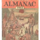 HEALTHWAY PRODUCTS ALMANAC 1953 Illinois Herb Company