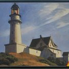 Piatnik Edward Hopper LIGHTHOUSE AT TWO LIGHTS 1000 pc New Jigsaw Puzzle