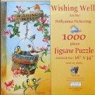 SunsOut WISHING WELL 1000 pc New Jigsaw Puzzle Pollyanna Pickering