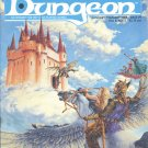 Dungeon Magazine 9 January February 1988 D&D AD&D OA