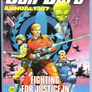 DAN DARE ANNUAL 1987 Fleetway HC