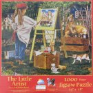SunsOut THE LITTLE ARTIST 1000 pc New Jigsaw Puzzle Melinda Byers