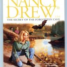 Nancy Drew 134 THE SECRET OF THE FORGOTTEN CAVE Carolyn Keene PB Printing