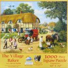 SunsOut Kevin Walsh THE VILLAGE BAKER 1000 pc New Jigsaw Puzzle