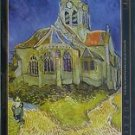 D Toys Vincent Van Gogh CHURCH AT AUVERS New 1000 pc Jigsaw Puzzle
