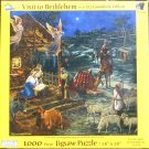 SunsOut A VISIT TO BETHLEHEM New 1000 pc Jigsaw Puzzle Liz Goodrick Dillon