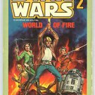 Star Wars 2 WORLD OF FIRE First Printing PB 1982