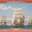RACE START 1000 pc New Jigsaw Puzzle Castorland Yachts