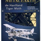 Metal Earth DE HAVILLAND TIGER MOTH New 3D Puzzle Micro Model