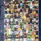 Educa BEERS 1000 pc Jigsaw Puzzle New Beer Bottles