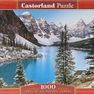 Castorland JEWEL OF THE ROCKIES CANADA 1000 pc New Jigsaw Puzzle Landscape