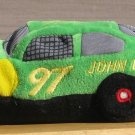 NASCAR John Deere Primestar 97 Chad Little Plush Beanbag with Tags