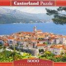 KORCULA CROATIA 3000 pc New Jigsaw Puzzle Castorland