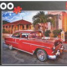 Trefl CHEVROLET BEL AIR 1000 pc Used Jigsaw Puzzle