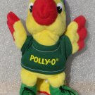 "POLLY-O String Cheese Parrot Kraft 8"" Plush"