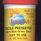Jigsaw Puzzle Saver Glue Non Toxic SunsOut FS