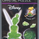 Bepuzzled Disney TINKERBELL 3D Crystal Jigsaw Puzzle 43 Pc