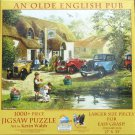 SunsOut AN OLDE ENGLISH PUB 1000 pc Jigsaw Puzzle XL Pieces Kevin Walsh