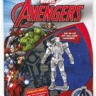 Metal Earth Avengers WAR MACHINE Mark II 3D Puzzle Micro Model