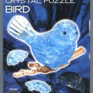 Bepuzzled BIRD New 3D Crystal Jigsaw Puzzle 48 pc Bluebird