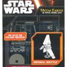 Metal Earth Star Wars IMPERIAL SHUTTLE New 3D Puzzle Micro Model