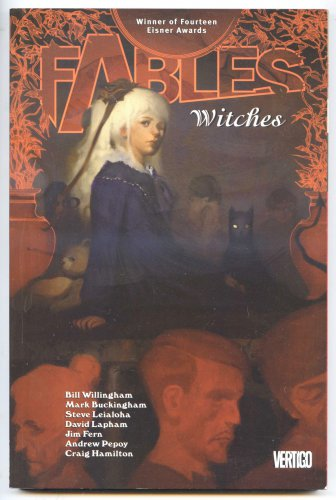 Fables 14 WITCHES First Printing TPB New