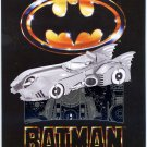 Metal Earth BATMAN 1989 MOVIE BATMOBILE New 3D Puzzle Micro Model
