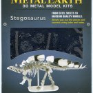 Metal Earth STEGOSAURUS SKELETON New 3D Puzzle Micro Model