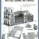 Metal Earth Iconx NOTRE DAME de PARIS 3D Puzzle Mini Model