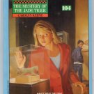 Nancy Drew 104 MYSTERY OF THE JADE TIGER Carolyn Keene PB Printing