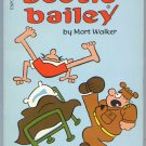 UP UP AND AWAY BEETLE BAILEY Mort Walker First Printing
