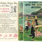 Bobbsey Twins 55 GOLDFISH MYSTERY Laura Lee Hope HC DJ