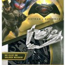 Metal Earth BATMAN V SUPERMAN BATWING Dawn of Justice 3D Puzzle Micro Model