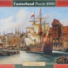 Castorland OLD GDANSK 1000 pc Jigsaw Puzzle New