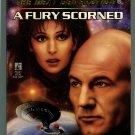 Star Trek TNG 43 A FURY SCORNED Pamela Sargent George Zebrowski First Printing