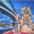 Castorland TOWER BRIDGE LONDON 1500 pc Jigsaw Puzzle
