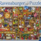 Ravensburger KITCHEN CUPBOARD 1000 pc Jigsaw Puzzle