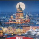 Castorland FULL MOON OVER ST ISAAC'S CATHEDRAL 1000 pc Jigsaw Puzzle