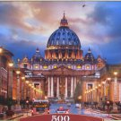 Castorland BASILLICA OF ST PETER 500 pc Jigsaw Puzzle