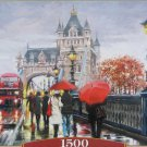 Castorland TOWER BRIDGE OF LONDON 2000 pc Jigsaw Puzzle
