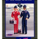 BARBIE AND KEN KB3 Tempo Insert 36 Years of Barbie 1959-1996